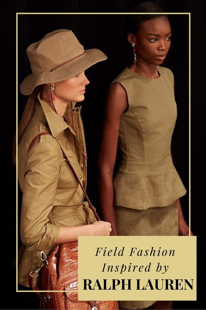 Field Fashion Inspired by RL