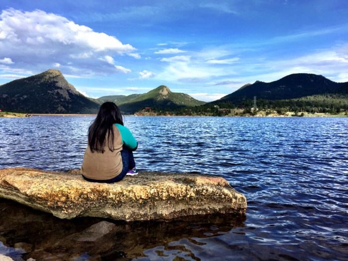 Ha at Lake Estes