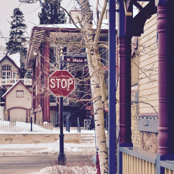 Most ski resort towns have a lovely main street with shops to explore. Winter activities for non skiers.