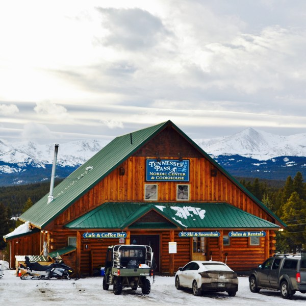 Tennessee Pass Nordic Center is a few short steps away and provides a cozy atmosphere to relax as well as activity options other than skiing.