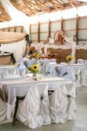 Alabama Farm Wedding Venue in Barn