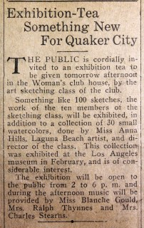 1924_05_21 WN Anna Hill's exhibit Something New-edit-cropped-