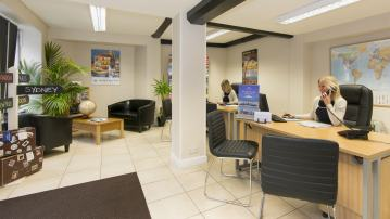 Whittlesey Travel Office