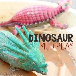 dinosaur-mud-play