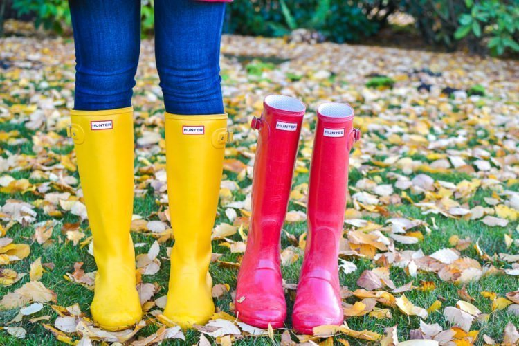 The Best Winter Sales from Hunter Boots (with Promo Codes!)
