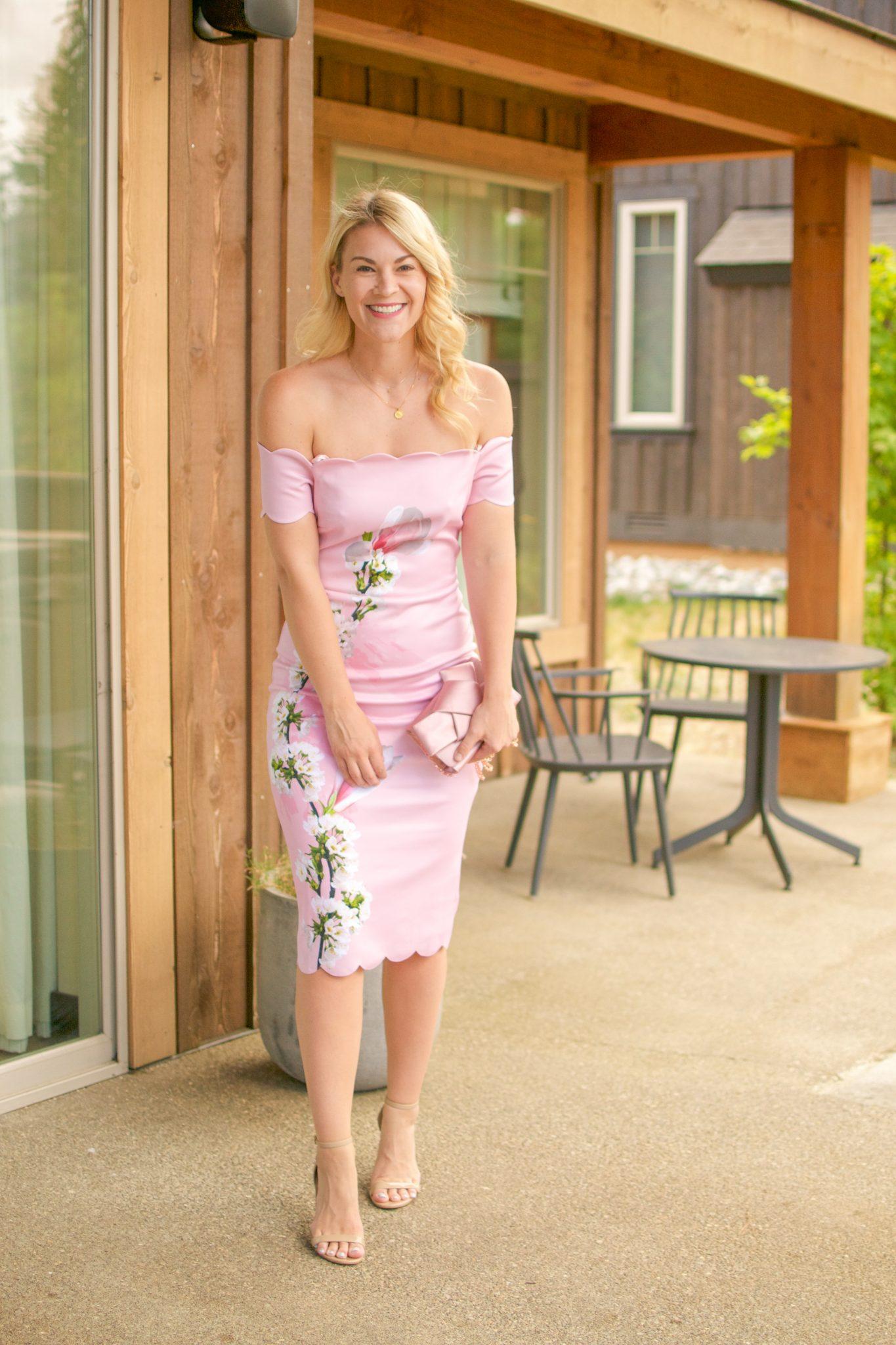 cocktail attire dresses wedding