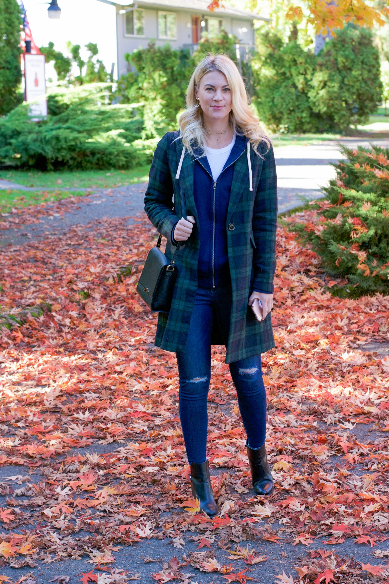 Fall Plaid for Autumn