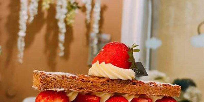 [台南 ‧ 東區] ganache格那修手作蛋糕 讓人戀愛的的草莓季