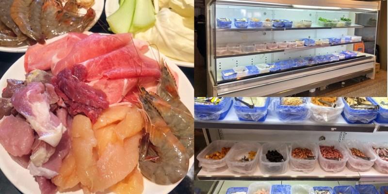 台南超狂199元火烤吃到飽【呷肉蓋送】開東區二店!近50種食材無限量供應,快給老闆上一課