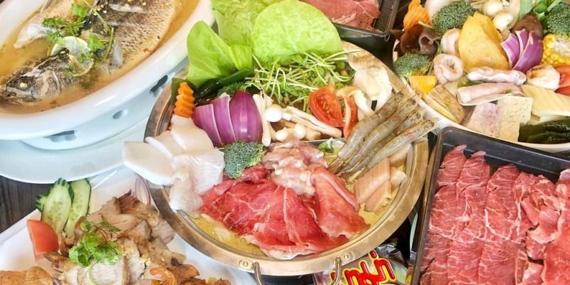 【 台南 ‧ 東區 】銀湯匙泰式火鍋吃到飽 主打獨家特色湯頭與精選肉品 多達109種美食經典饗宴通通無限量供應