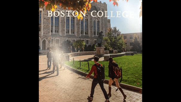 Boston College Representative