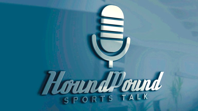 Hound Pound Sports Talk 10-1: Chase Krauter Interview
