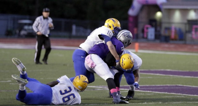 Carmel Varsity Football: Week 7 vs. Ben Davis