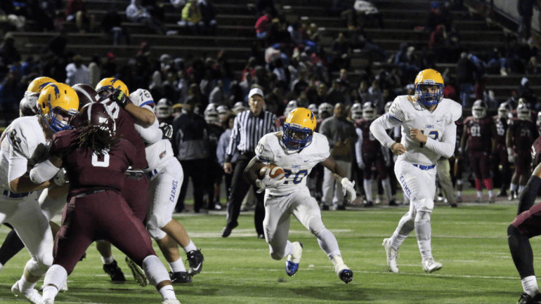 Carmel Varsity Football: Week 9 vs. Lawrence Central