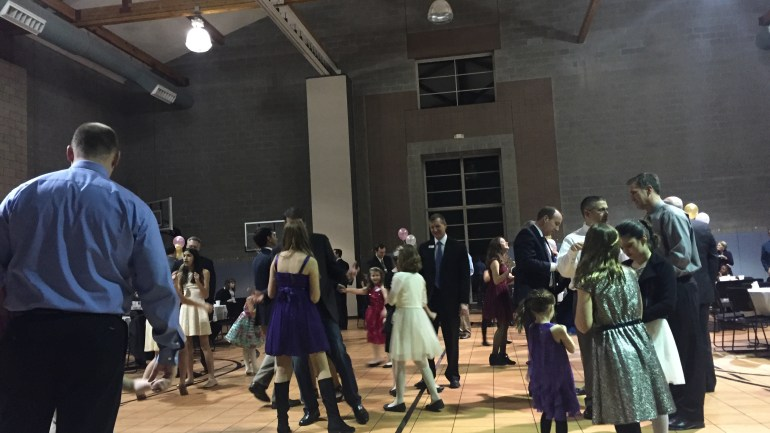 Zionsville Presbyterian Church Daddy Daughter Dance