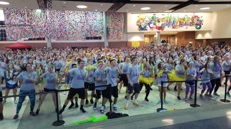 Carmel Dance Marathon