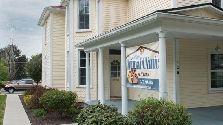 Cottage Animal Clinic – Success #1