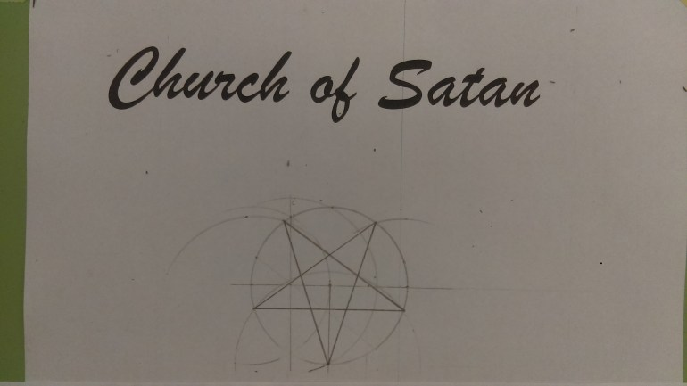 Believe it or Not Satanism