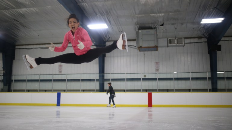 Pursuing Passion: Skating Through Alisha's Life
