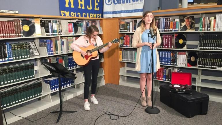 Behind the Music Ep 6 – Laney McNamer