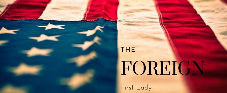 Adam and Abby- Foreign First Lady #2
