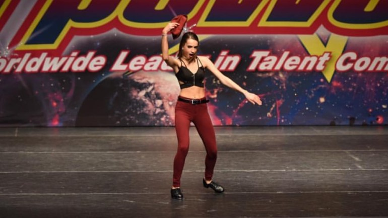 Tap Dance – Just Dance #1