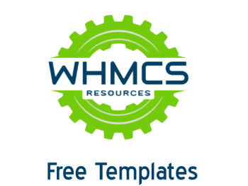 Free WHMCS Client Templates