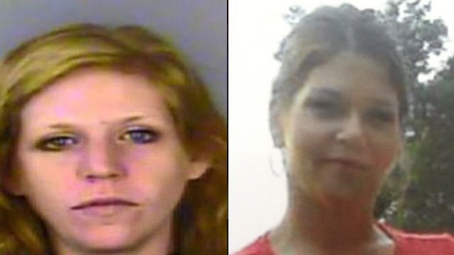 Elizabeth Bourne and Danielle Graham (Source: Greenwood County Sheriff's Office and Graham's family)