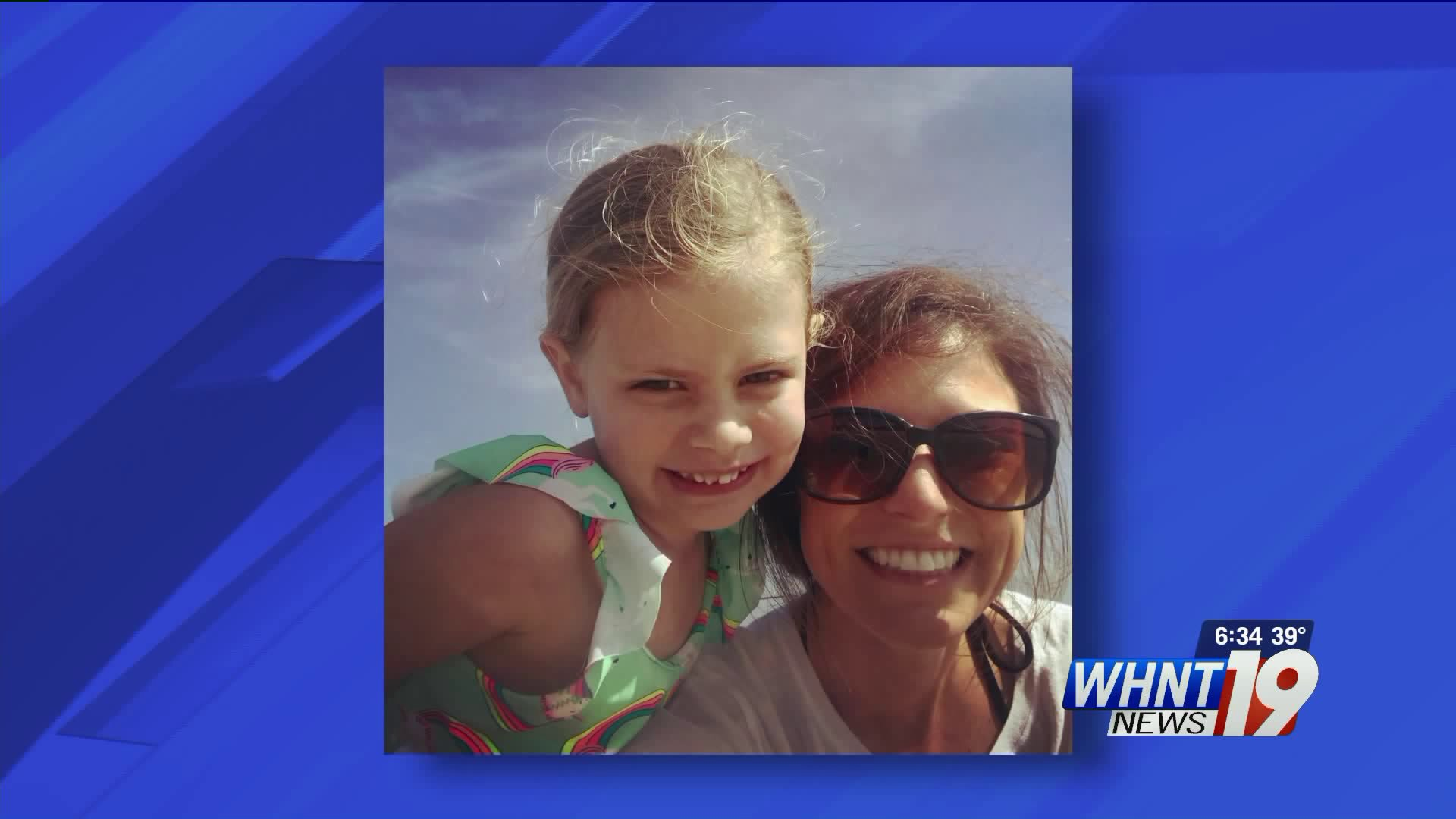 Lauren Cowart and her 5-year-old daughter Blakely lost their lives during a crash on Shoal Creek last June.
