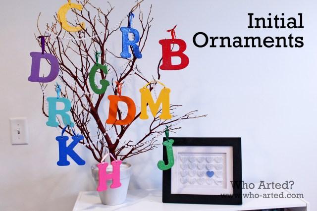 Initial Ornaments 01