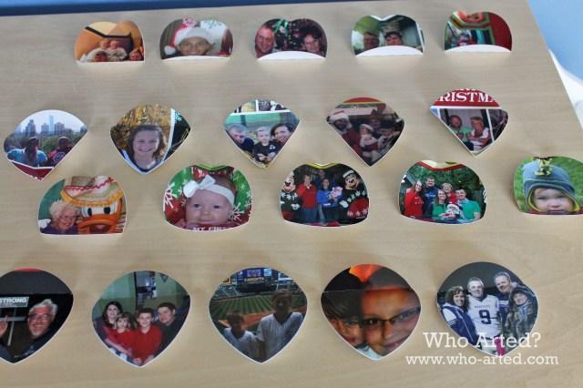 Christmas Card Ornament 14