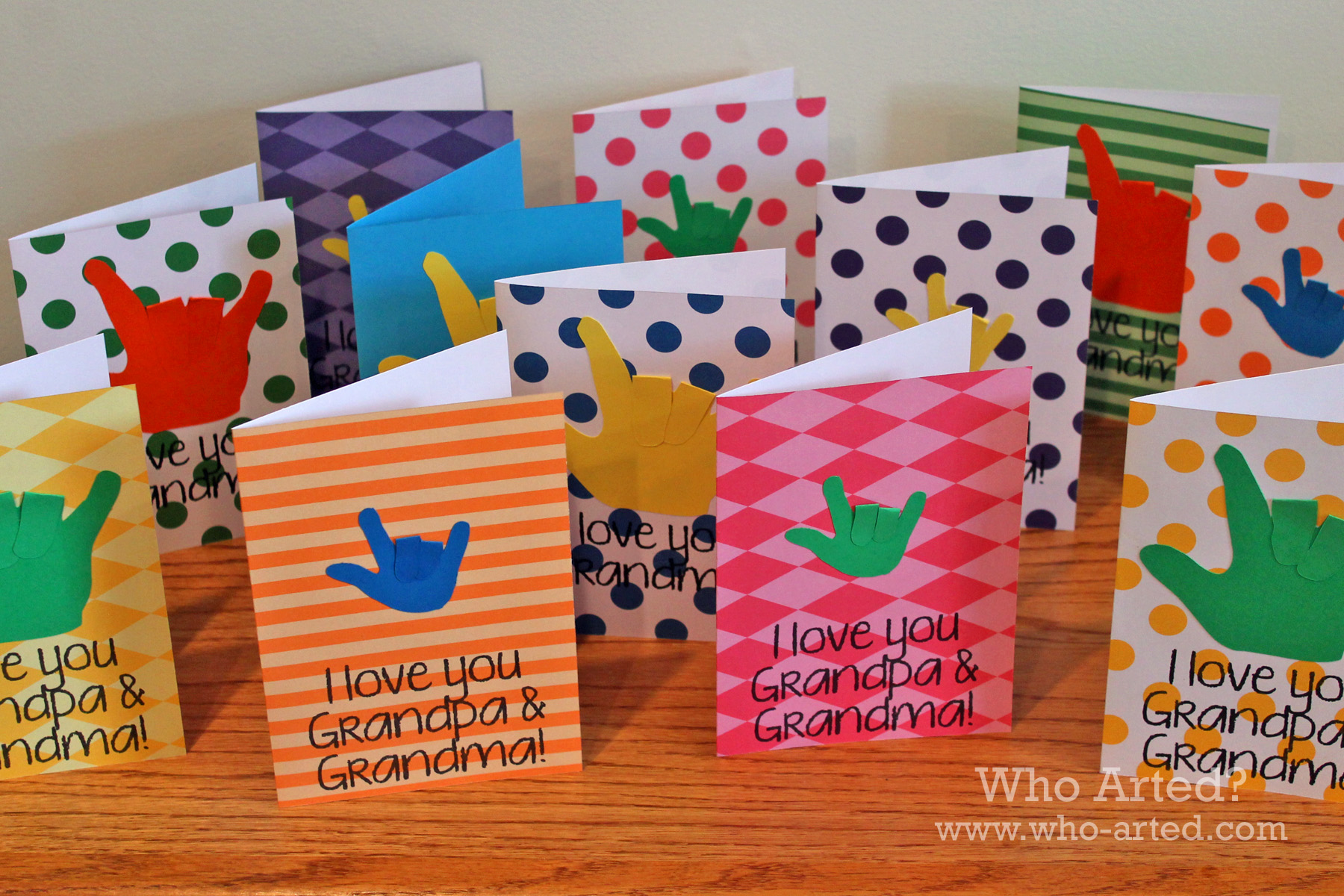 Grandparent S Day Cards
