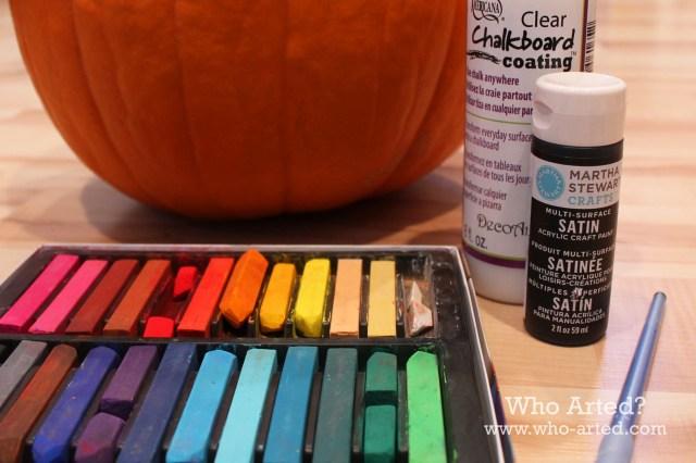 Chalkboard Pumpkin 01
