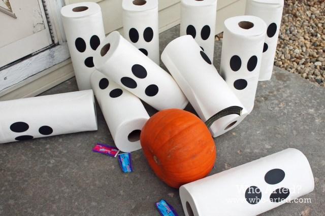 Pumpkin Bowling 06