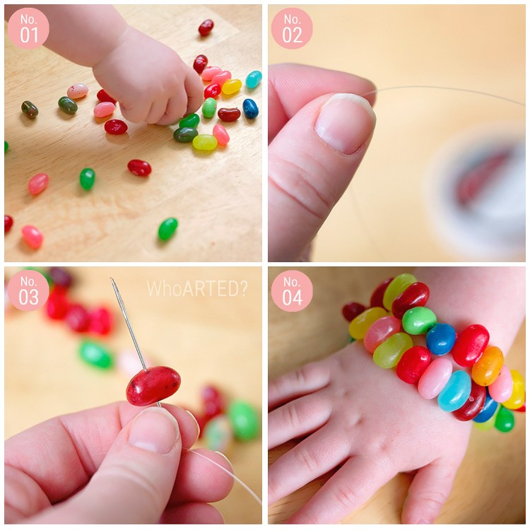 Jelly Bean Bracelets 01