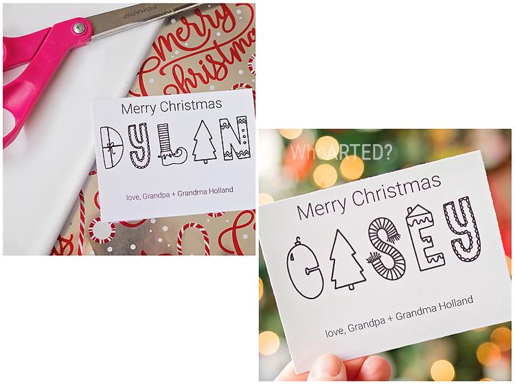 My Favorite Christmas Font