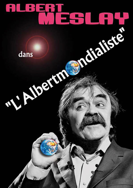 Albert Meslay, Avignon