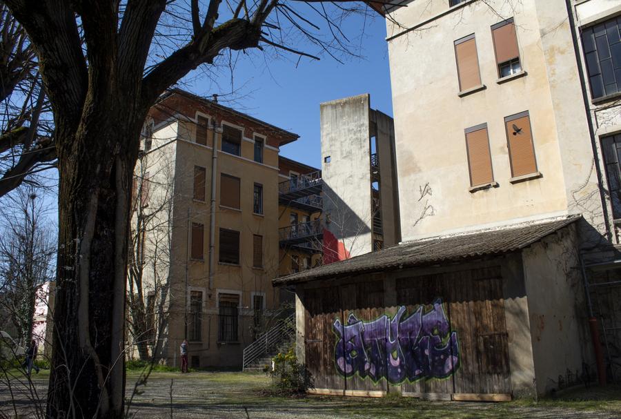 Le super site de l'Autre Soie où va se dérouler le Urban Art Jungle Festival #5