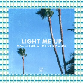 Max Styler & The Griswolds - LIGHTMEUP_ALBUMART2