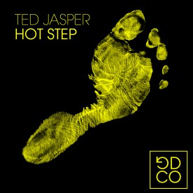 GDCO012_TED JASPER_HOT STEP_PACKSHOT