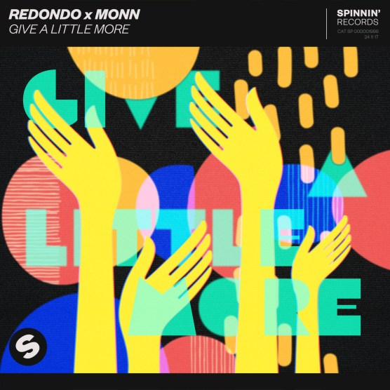 Redondo x Monn - Give A Little More
