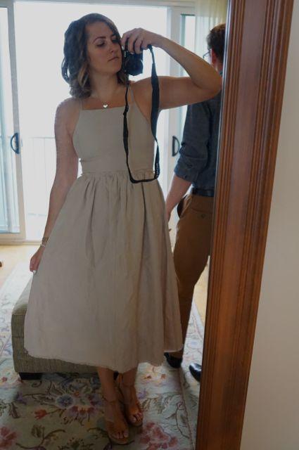 Dress pre anni