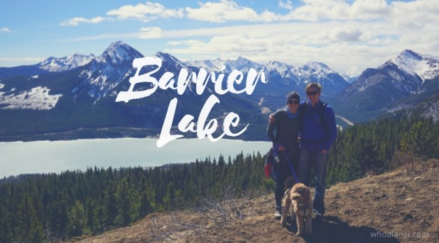 Barrier Lake Lookout