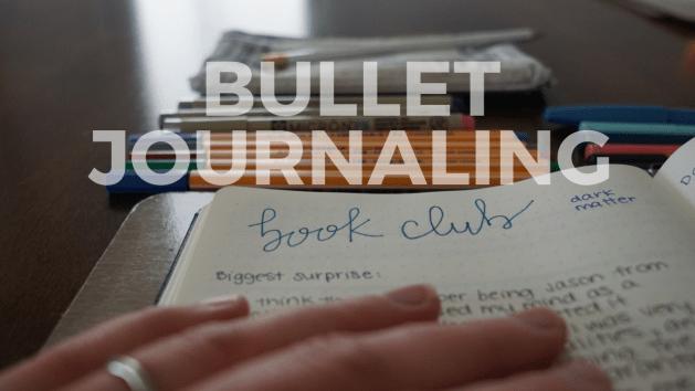 Bullet Journaling in 2020