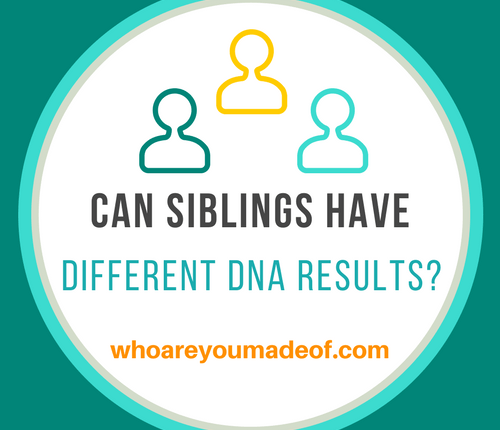 Can Siblings Have Different Ancestry DNA Results_
