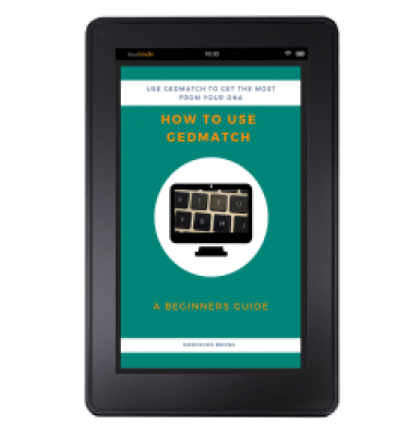 Ebook about how to use Gedmatch