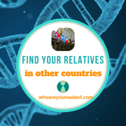 How to Find Relatives in Another Country