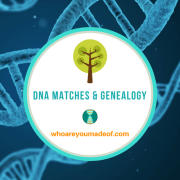 DNA Matches & Genealogy