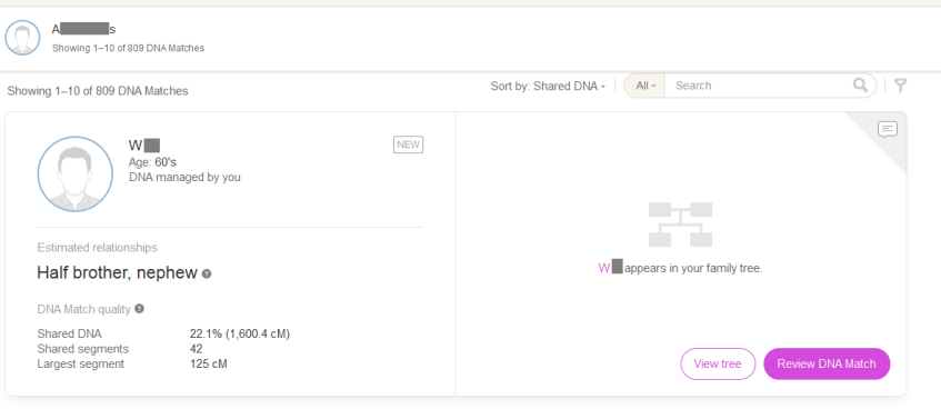 How to understand your my heritage DNA matches