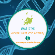 What is Europe West DNA Ethnicity?